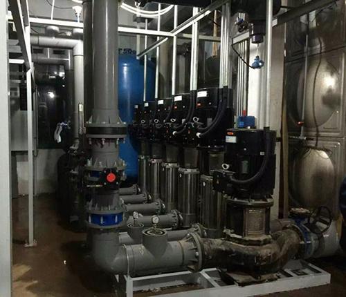 印染废水回用工程