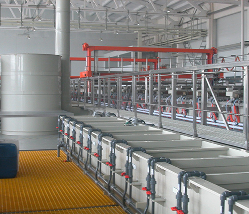 PCB生产龙门线设备